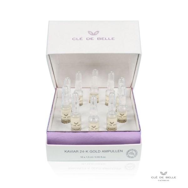 Caviar 24-K Gold 10 Ampoules